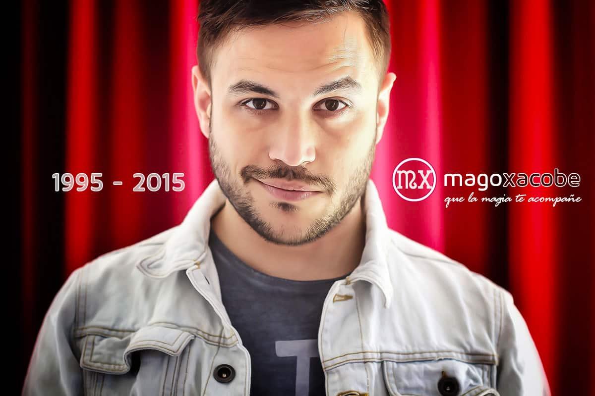Mago Xacobe - Espectáculos de magia para salas y locales